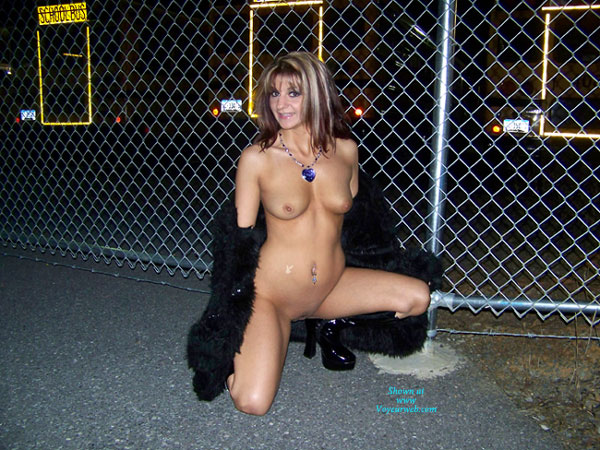 Pic #6 Just A Night Out Flashing