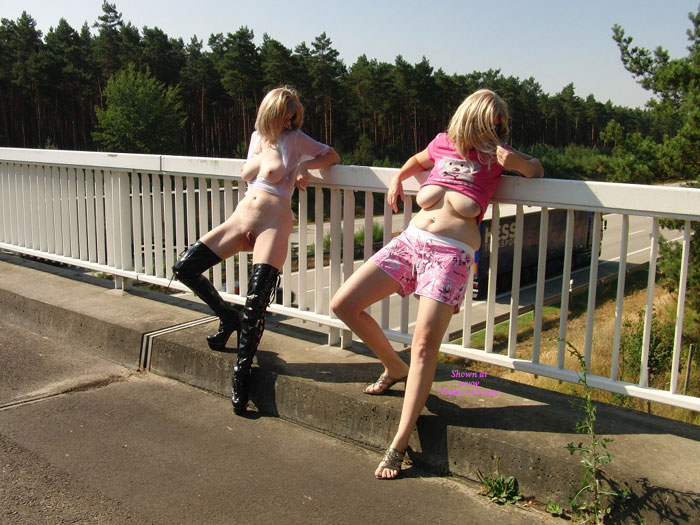 Pic #1 - *GG Bridge - Naked Girls , Our Hobby - We Love It :)