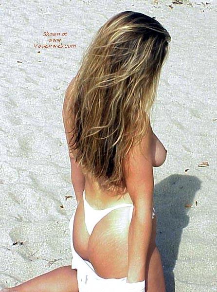 Pic #8 - Nikki on the Beach