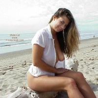 Nikki on the Beach