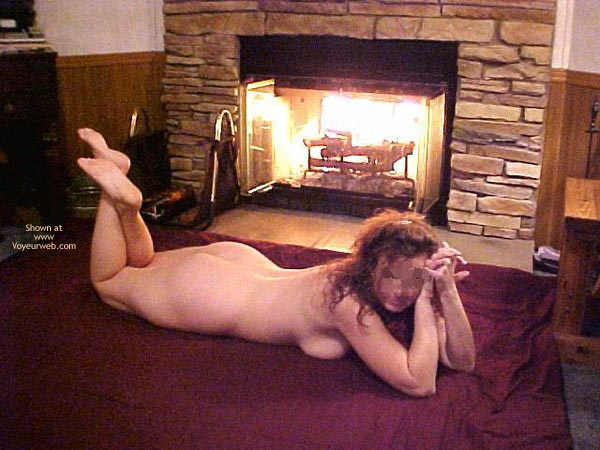 Pic #5 - Sherrieglo By The Fire 1