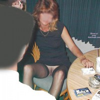 Night At Bar