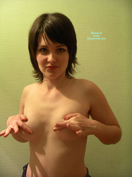 Pinched boobs