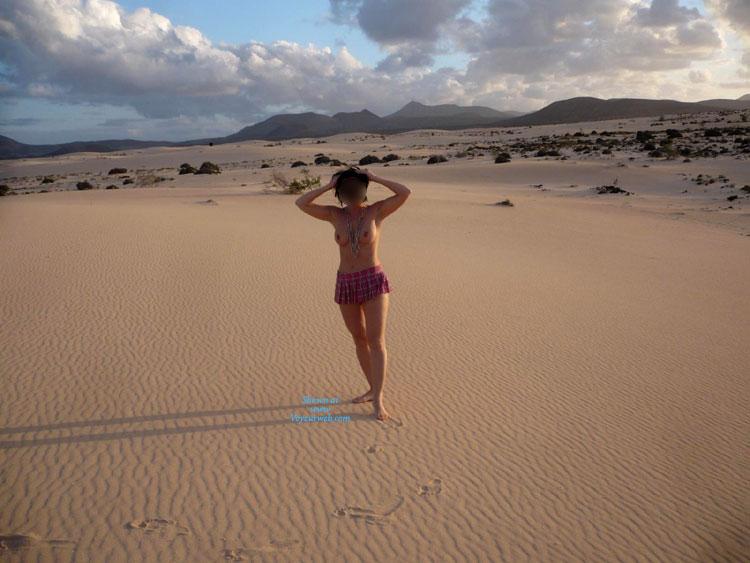 Pic #1 - Las Dunas Part 2 , Marvellous Dunas Of Canarias