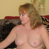Naked For The First Time On Voyeurweb