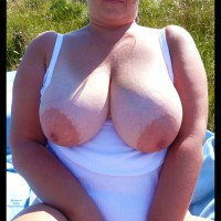 Tits In The Field