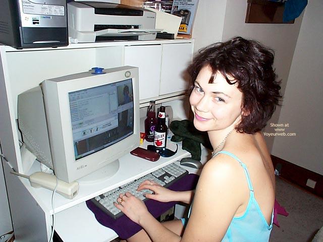 Pic #1 - Suzannes Web Cam Show