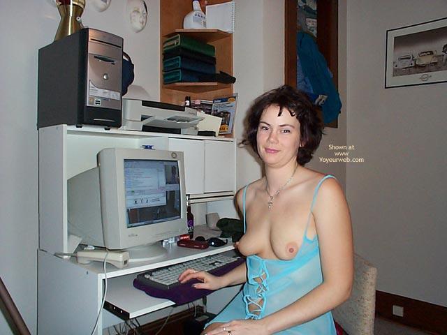 Pic #3 - Suzannes Web Cam Show