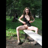 Girlfriend Flashing Pussy At Park - Flashing, Nude In Public, Bald Pussy, Nude Amateur, Pussy Flash, Wife Pussy