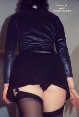 Pic #6 - Uk Lingerie Party Upskirts!