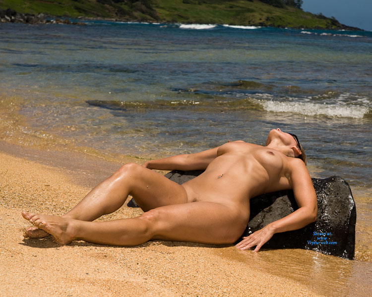 Wife nude beach
