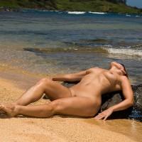 Nude Wife Classy On Beach - Big Tits, Nude Beach, Shaved Pussy, Beach Voyeur, Nude Amateur, Nude Wife