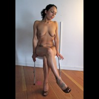 Jennifer D Naked In Heels