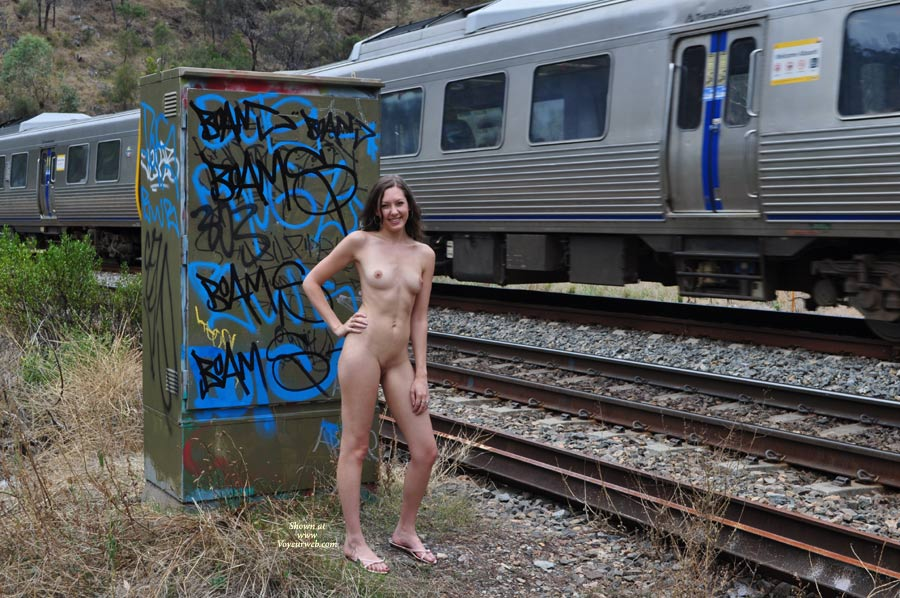 Golden run a train in pussy nude virgin women