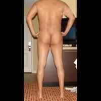 Posing At Hotel