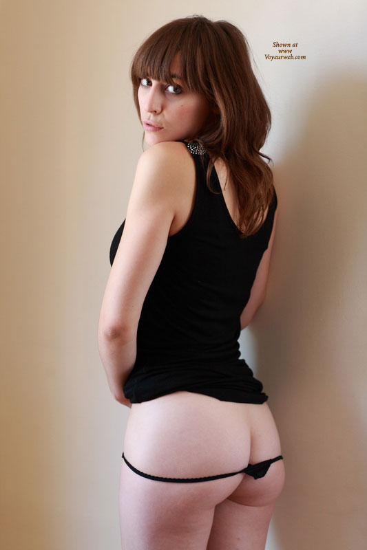 Sexy Girlfriend Flashing Ass - Brown Hair, Flashing Ass, Flashing, Long Hair, Girlfriend Ass, Sexy Ass, Sexy Face, Sexy Girlfriend, Sexy Woman , Black Tanktop, Skinny Ass, Taking Pants Down, Black Pants, Black Thong, Standing, Tight Ass, Sexy Lips, Peel My Panties Down, Little Black Dress And Thong, Come In To My Bedroom