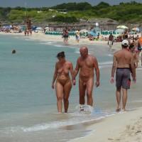 Mikyitaly..FKK Nudist Opt Es Trenc Mallorca