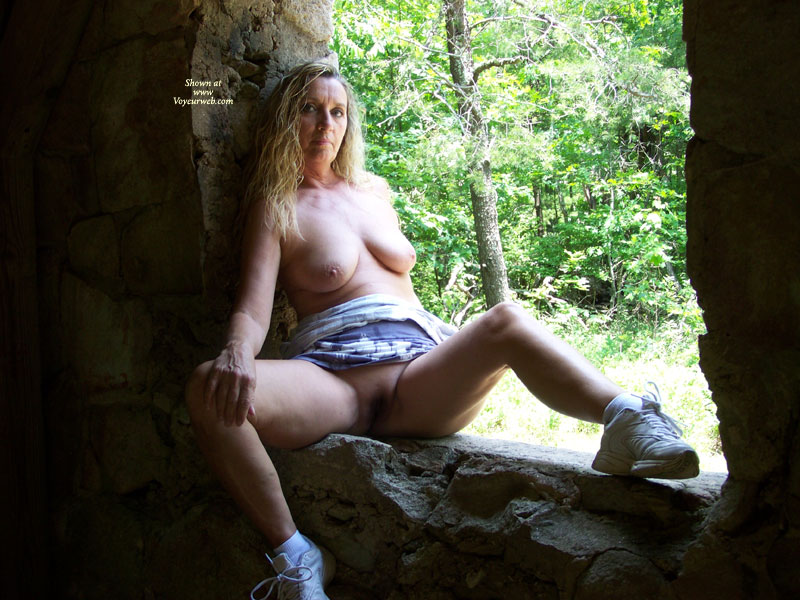 Pic #4 - Ready For A Hike (Part 2)