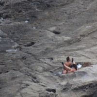 Beach Fucking - Beach Voyeur , Couple Having Sex On A Beach, Fucking Outdoor, Sex On The Rocks, Beach Sex, Legs Up Fucking On Beach, Busted Beach Sex, Legs Up, Outdoor Fucking