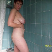 Me In Shower