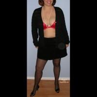 Skirt And Stockings