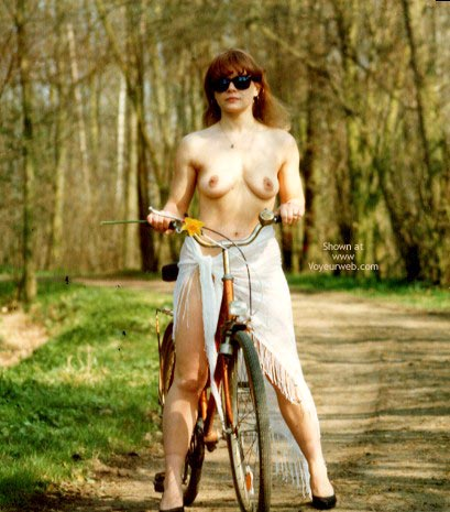 Pic #1 - Bike Ride On A Spring Day