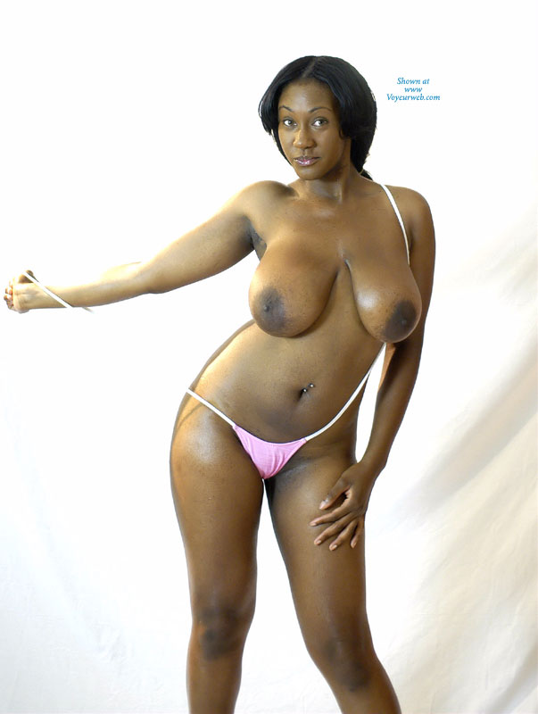 Beautiful black chicks nude