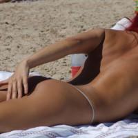 Riga Beach Girl