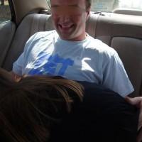 Fun In The Car With A Friend