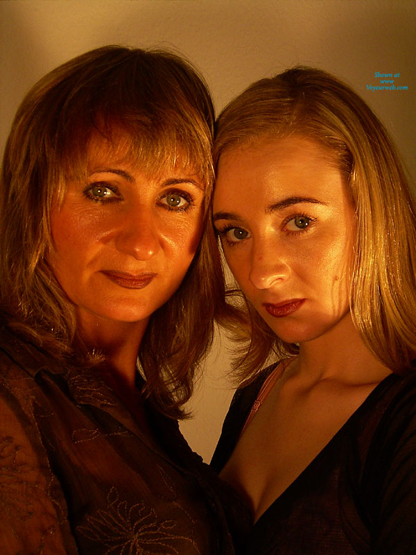 Pic #1 - Me And My Daughter , Many People Want To See More From Me And My Daughter. Which Tits Make You Hoter?