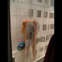 Is Taking A Shower
