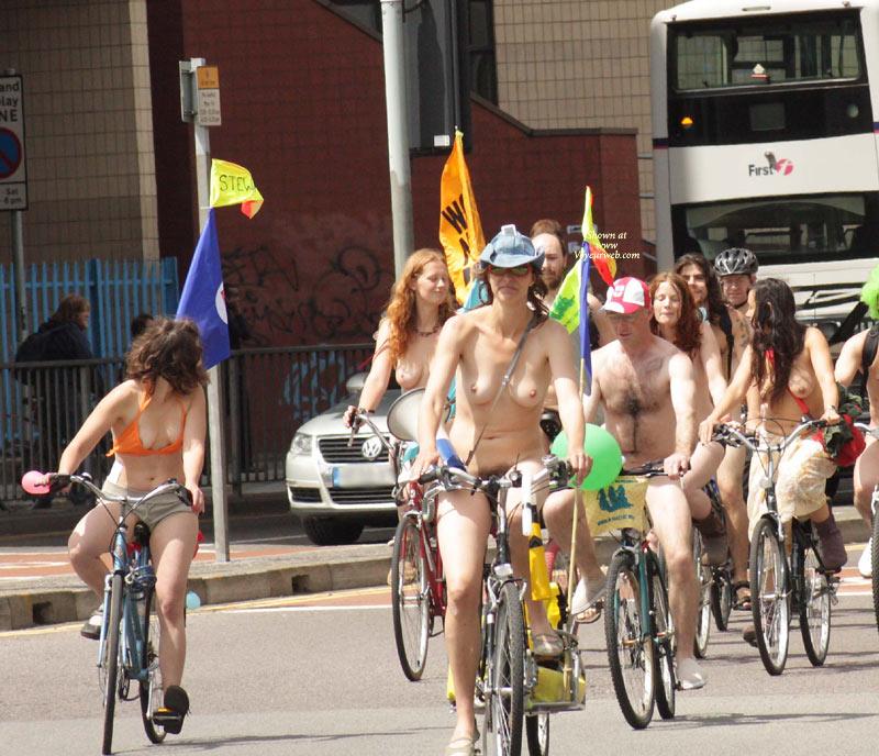 Pic #1 - WNBR Bristol , Fun Bike Ride Witnessed In Bristol On The 19 June 2011
