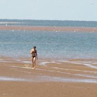 Beach Shots From Sunny Hunnie