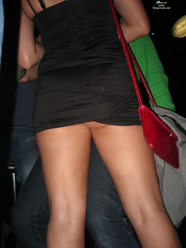 Pic #1 - Clubbing Girl , Saw This Girl On A Stag Do And Couldn't Resist A Couple Of Pics.