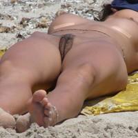 Beach Voyeur Hairy Pussy - Big Tits, Nude Beach, Trimmed Pussy, Beach Pussy, Beach Tits, Beach Voyeur, Sexy Feet