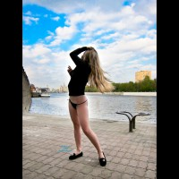 Milena In Moscow - 2