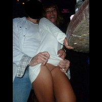 Club Girl Showing Pussy Part 2