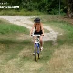 Sortie à Vélo...