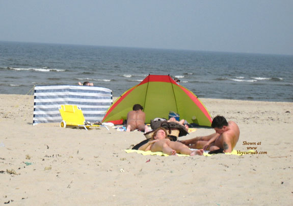 Pic #1 - Noordzee, First Day Of Summer , This First Day Of Summer Again. The Noordzee Nudebeach Was Already Attracting Some Nice Girls!