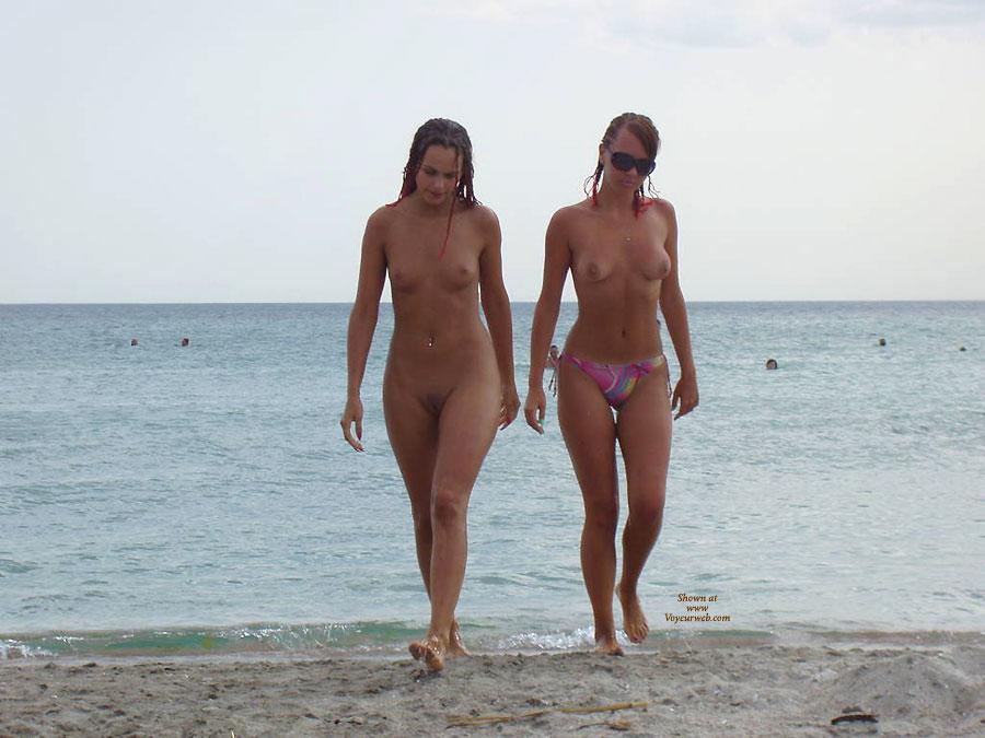 Pic #1 - Kazantip Nudist , This Is A Set Of Nudist In Kazantip Music Festival