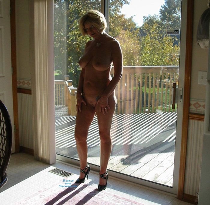 Pic #8 - Over 60 And Still Nude
