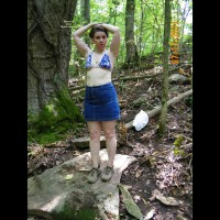 Stripped In The Woods