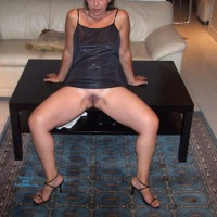 Wet Shaved Pussy!