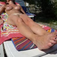 Sunny Breast Art