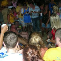 Party In Roatan, Honduras