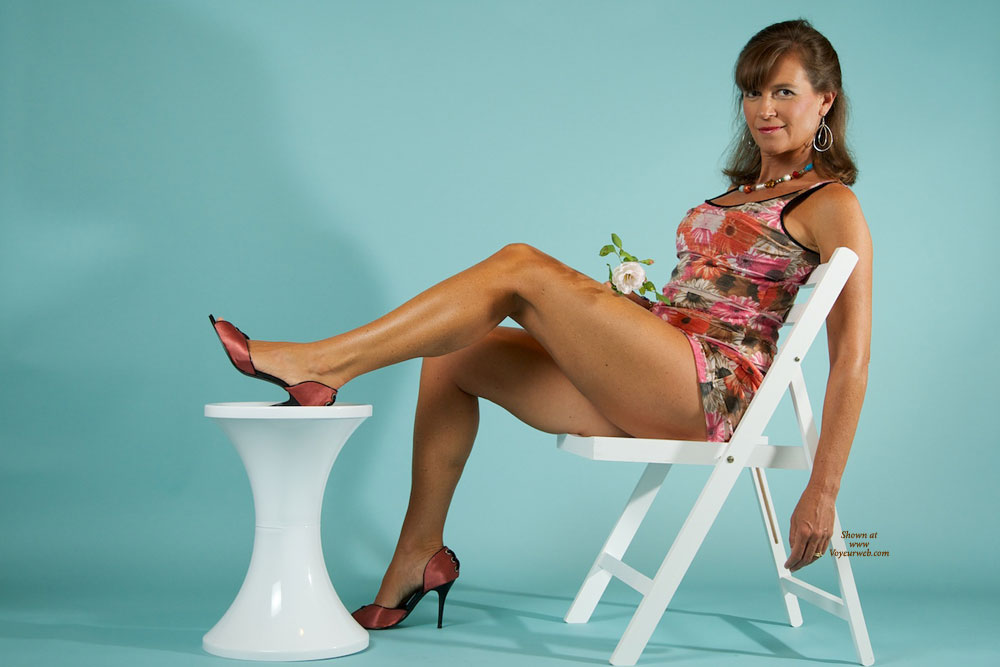 Pic #1 - Vanessab... White Chair