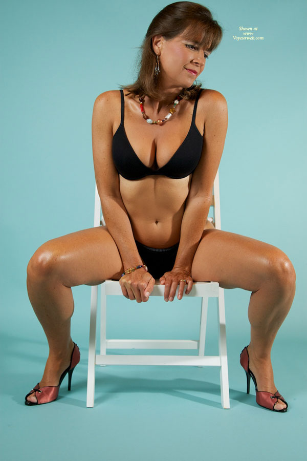 Pic #3 Vanessab... White Chair