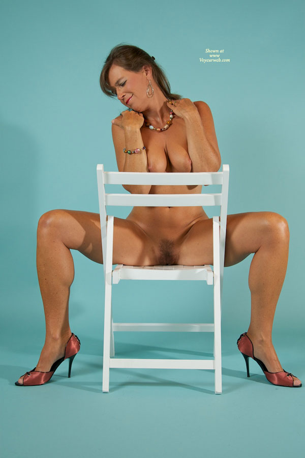Pic #8 Vanessab... White Chair