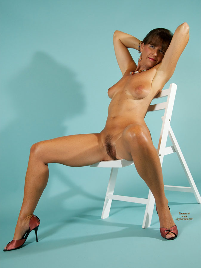 Pic #9 Vanessab... White Chair