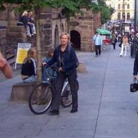 M* Mr Huffameyer Nude On Main Street, Oslo 3/3
